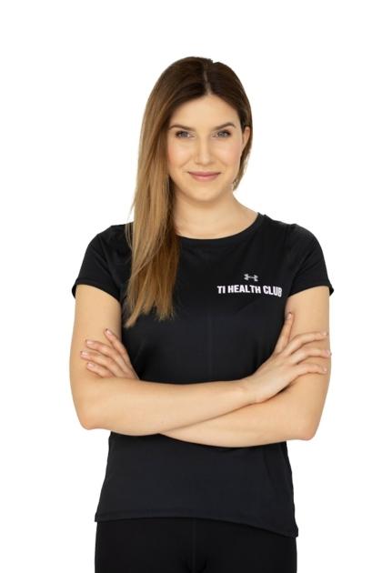 Magda Praga, trener perosnalny