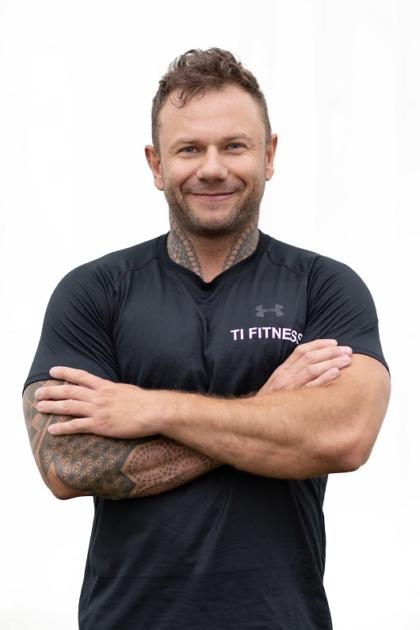Rafał Burski, trener personalny