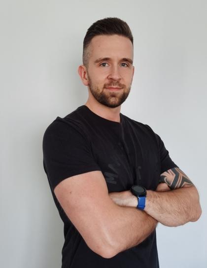 Grzegorz Kos, trener personalny