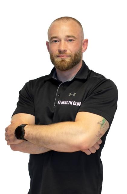 Rafał Hryniewicki, trener personalny