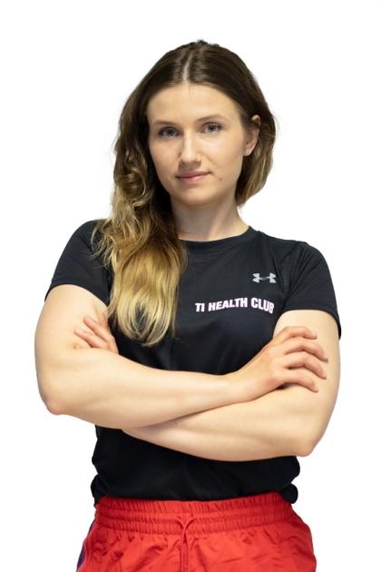 Magda Konach, trener personalny